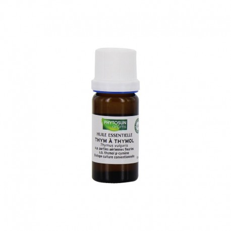 Phytosun arôms huile essentielle thym vulgaire à thymol 10 ml