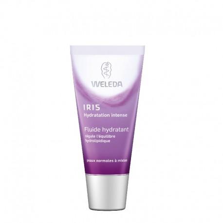 Weleda Iris Hydratation Intense Fluide hydratant 30 ml