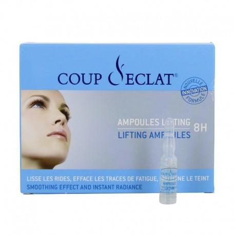 Coup d'Eclat Ampoules Lifting Beauté Du Teint 12 ampoules