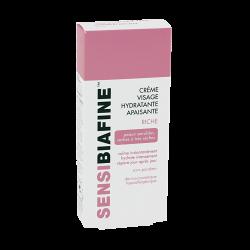 Cicabiafine Peaux Sensibles Crème Visage Hydratante Apaisante Riche 40ml