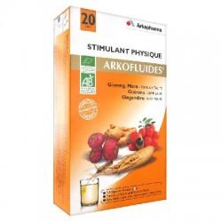 Arkopharma Arkofluides Stimulant Physique 20 Ampoules