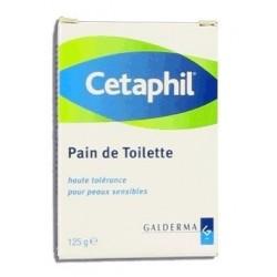 Cetaphil Pain De Toilette Peaux Sensibles 125 G