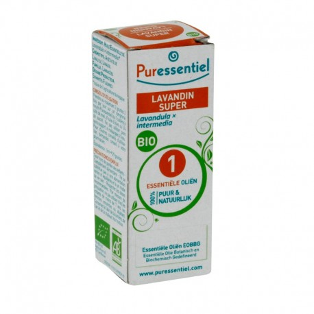 Puressentiel Huile essentielle de Lavandin Super Bio 10ml