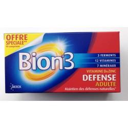Bion 3 Adultes 90 Comprimés