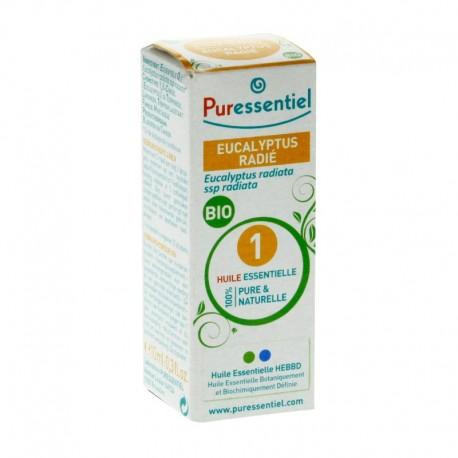 Puressentiel huile essentielle d'eucalyptus radié 10ml