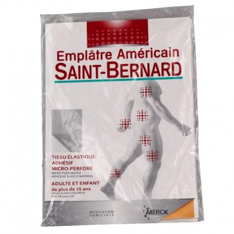 Merck emplâtre américain saint-bernard grand modèle