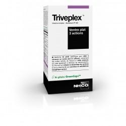 Nhco Nutrition Triveplex Ventre Plat 3 Actions 84 Gélules