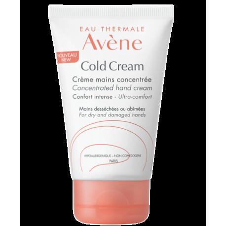 Avène cold cream mains 50ml