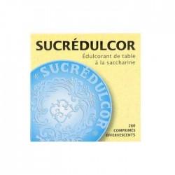 Sucrédulcor Edulcorant De Table à La Saccharine 260 Comprimés