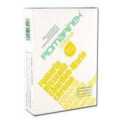 Dissolvurol Romarinex Complément Alimentaire Detox 20 Ampoules Buvales