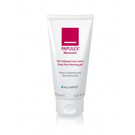 Alliance Papulex moussant gel nettoyant 150 ml