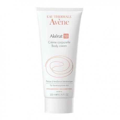 Avène Akérat 10 crème corporelle 200 ml