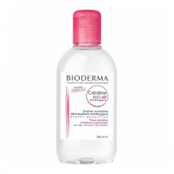 Bioderma Solution Démaquillante Anti-rougeurs Créaline H2o 250 Ml