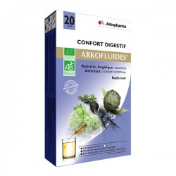 Arkopharma Arkofluide Digestion 20 Ampoules