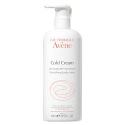 Avène Cold Cream Gel Nettoyant Surgras 400 Ml