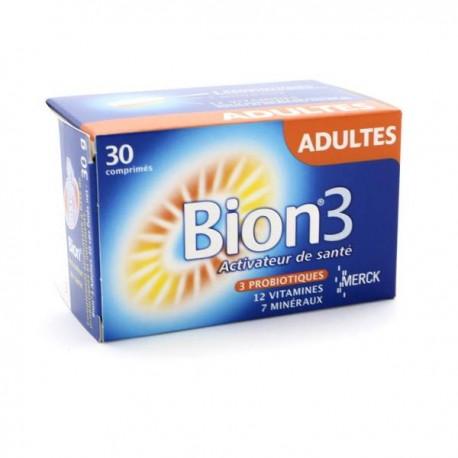 Merck Bion 3 Défense complément alimentaire 30 comprimés