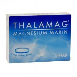 Iprad Thalamag Magnésium Marin 30 Gélules
