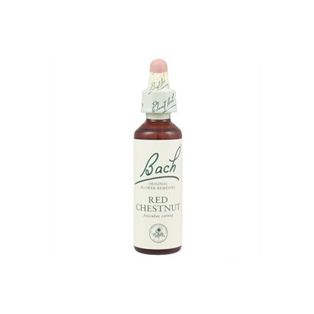 Fleurs de bach red chesnut 20ml