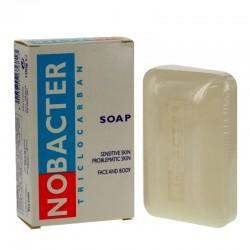 Nobacter Savon Peau Sensibles A Problèmes 100g