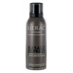 Lierac Homme Mousse Rasage Express 150ml