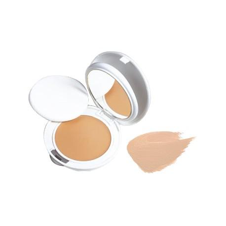 Avène couvrance crème de teint compacte confort 01 porcelaine 9.5g