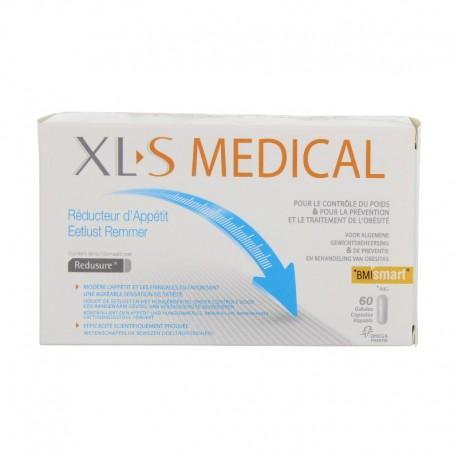 Xl-s médical réducteur d'appetit 60 comprimés