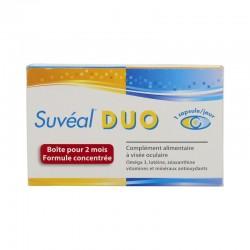 Densmore Suvéal Complément Alimentaire Visée Oculaire Duo 60 Capsules