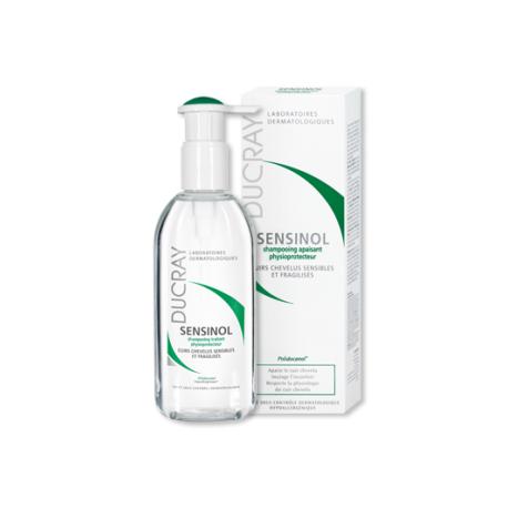 Ducray sensinol shampoing traitant physioprotecteur 200ml