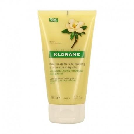 Klorane baume après-shampooing cire de magnolia 150ml