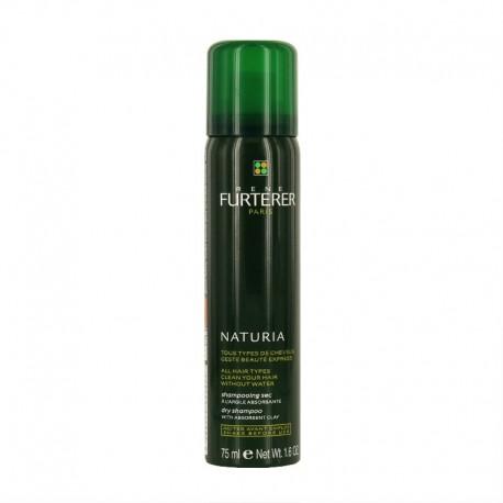 René furterer naturia shampooing sec à l'argile absorbante 75ml