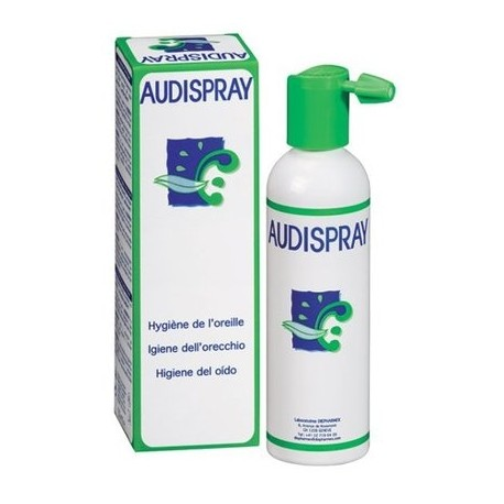 Diepharmex Audispray Hygiène de l'oreille solution hypertonique 50 ml