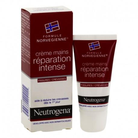 Neutrogena crème mains réparation intense 15ml