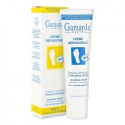 Gamarde Crème Réparatrice Bio Pieds En Tube De 100g