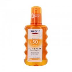 Eucerin Sun Spray Transparent Spf 50 200ml