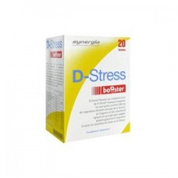 Synergia D-stress Booster 20 Sachets