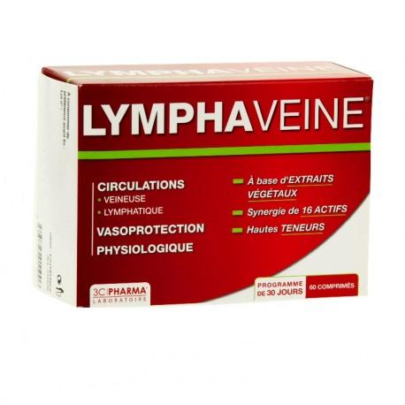 3C Pharma lymphaveine 60 comprimés