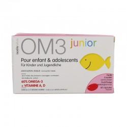 Om3 Complément équilibre Et Concentration Junior 60 Capsules