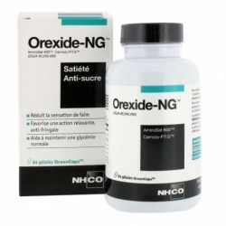 Nhco Nutrition Orexide-ng Coupe-faim Antisucres 84 Gélules