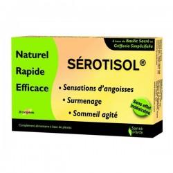 Santé Verte Sérotisol 20 Comprimés