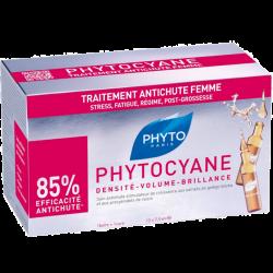 Phyto Phytociane Soin Anti-chute 12 X 7,5 Ml