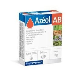 Pileje Azéol Ab Phytoprevent Antibactérien 30 Capsules