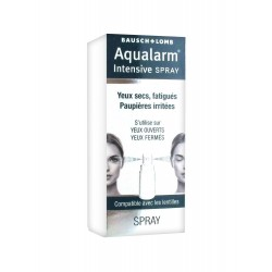 Bausch + Lomb Aqualarm Intensive Spray Pour Les Yeux 10 Ml