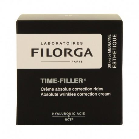 Filorga Time-Filler Crème antirides 50ml