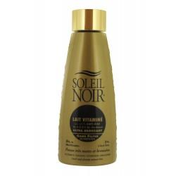 Soleil Noir Huile Sèche Vitaminée Ultra Bronzante Sans Filtre Spray 150 Ml