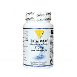 Vit'all+ Calm Vital 60 Gélules Végétales