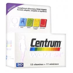 Centrum Women 30 Comprimés