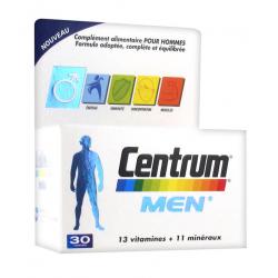 Centrum Men 30 Comprimés