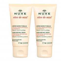 Nuxe Rêve De Miel Crème Mains Et Ongles - Lot 2 X 50 Ml