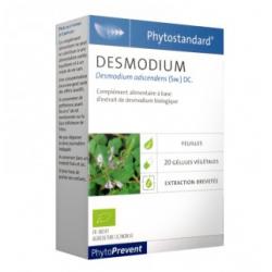 Phytoprevent Phytostandard Desmodium 20 Gélules