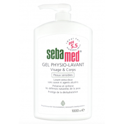 Sebamed Gel Physio-lavant Olive 1000 Ml